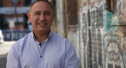 Introducing Michael Parkins, Aboriginal Practice Specialist Image
